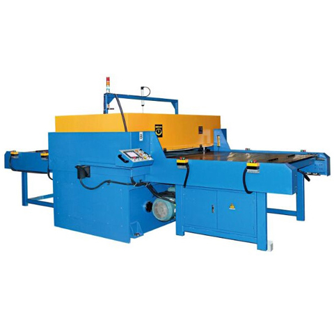 Single/Double side automatic sliding table feeder